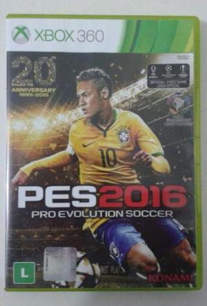 Jogo PES  Para Xbox 360 - Original