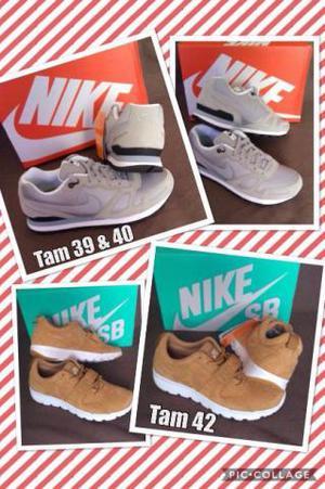 Tênis Nike Air Waffle Trainer & Treinerendor Premiun