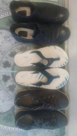 Sapatos Sandália