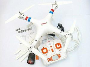 Drone Profissional Syma X8C com Câmera HD na caixa lacrado