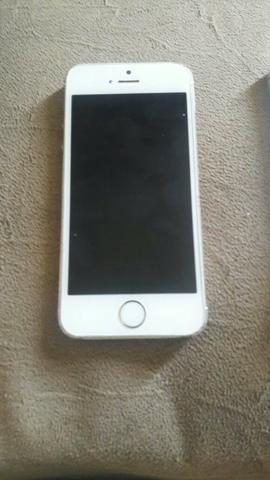 IPhone 5s dourado 64gb n pega camera frontal traseira