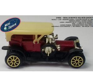 Miniatura 1:64 Rolls Royce  Calhambeque Readers Digest