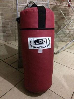 Saco de pancada Punch 50 kg