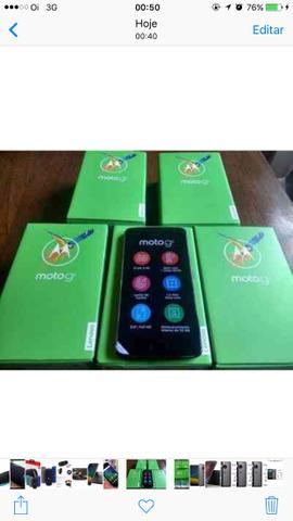 "Smartphone Moto G 5 G5 celular Dual Chip Android 7.0 Tela 5"""