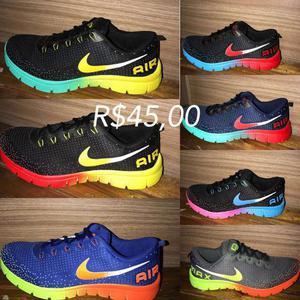 Tênis da Nike air max no atacado