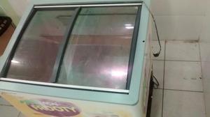 Freezer horizontal pequeno
