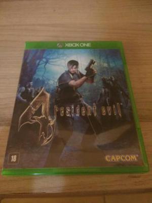 Game Resident Evil 4 para Xone