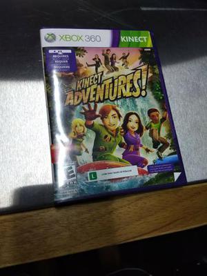 Jogos originais Xbox 360 e sensor Kinect original