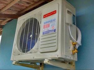 Instalação/ Manutenção de ar condicionado