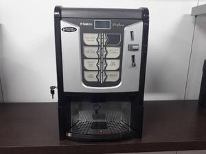 Máquina de café Vending Phedra usada - Saeco (s/ gabinete)