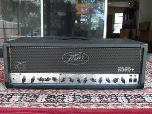 Amplificador Cabecote Valvulado Peavey + Plus Usa 120w -
