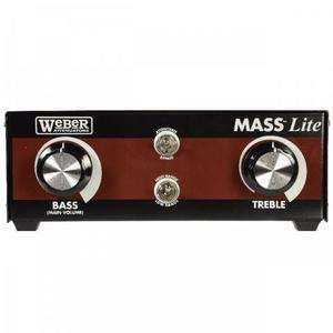 Atenuador Amplificador Weber Mass Lite 100 Watts Made In Usa