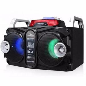 Caixa De Som Dj Bluetooth Potência 20W x2 40W RMS