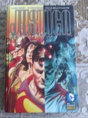 Graphic Novel DC Justiça