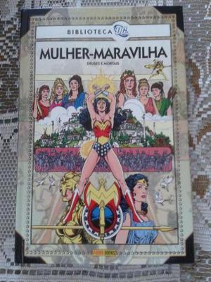 Graphic Novel DC Mulher Maravilha - Deuses e Mortais
