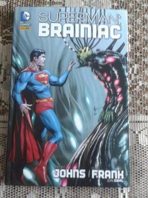 Graphic Novel DC Superman - Brainiac