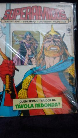 Lote de gibis DC - Formatinho Ed. Abril