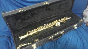 Sax Soprano Eagle Excelente Estado ou troco