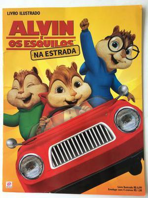 Álbum Alvin e os Esquilos na estrada