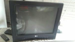 2 tv de tubo com converso