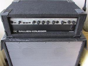 Amplificador GK 800RB para contrabaixo, muito bom