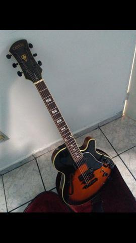 Guitarra Semi Acústica Mexicana