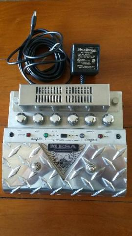 Pedal Mesa Boogie VTwin Pre Amp
