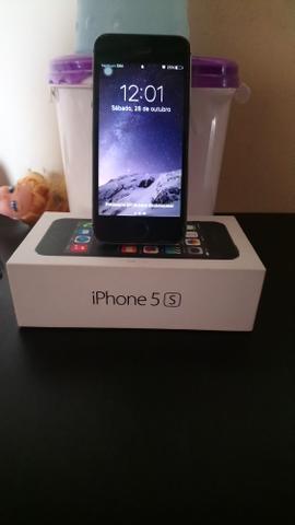 Vendo ou troco iPhone 5s 32gb