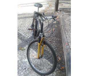bicicleta aro 26 com 21 marchas praiana top e completa