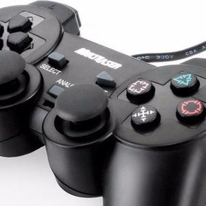 Controle Sem Fio 3 em 1 Para Playtation 2/3/Pc e controle
