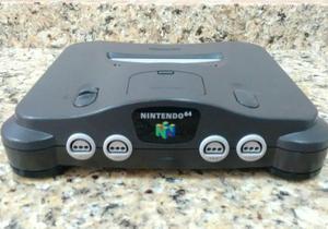 Nintendo 64 Somente Console