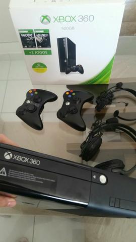 Xbox gb Superslim (Aceitamos cartão)