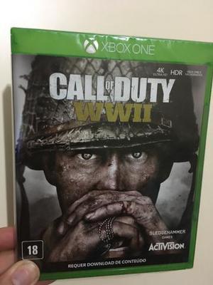 Call of Duty World War II (LANÇAMENTO)