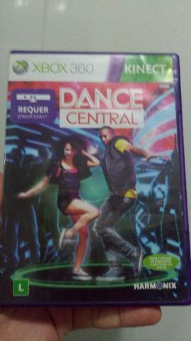 Jogo Xbox 360 / Kinect - Dance Central - Original