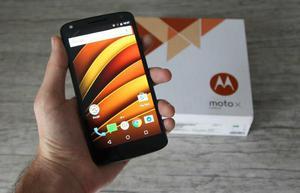 Smartphone Motorola Moto X Force XT Preto com 32GB
