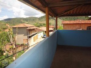 Casa 2 quartos em São Sebastião do Rio Preto MG