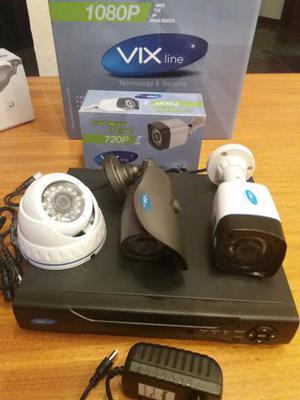 Cftv - gravador e câmeras de video