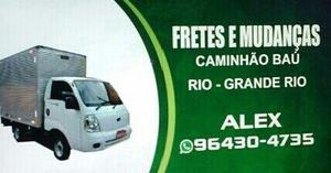 Fretes e Mudanças ligue  Rio e Grande Rio,
