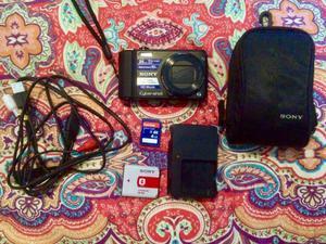 Câmera digital Sony DSC-H70 +BRINDES