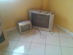 Vendo ou troco duas televisões