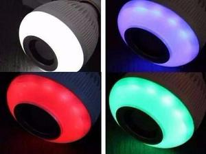 Lampada Led Music Bluetooth