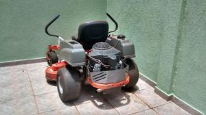 Mini Trator Giro Zero jardinagem roçadeira oportunidade