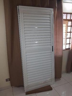 Porta de Alumínio NOVA