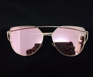 Óculos de Sol Love Punch Reflexivo- Feminino Gatinha