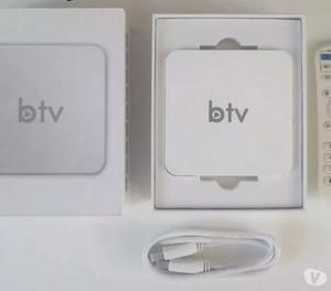 Btv Box Iptv - Rápido, seguro e fácil de usar