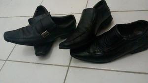 Dois pares de sapatos