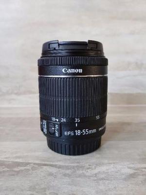 Lente Canon EF-S mm