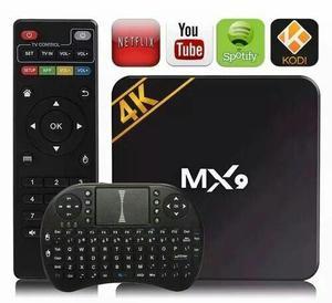 Tv box teclado 7.1