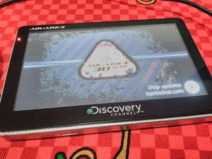 GPs Aquarius Discovery Channel 5""