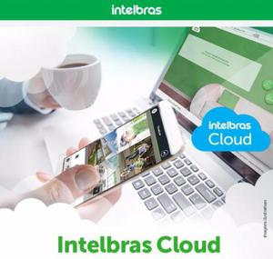 Kit 4 Câmeras em HD Intelbras + 2 Meses Rastreamento